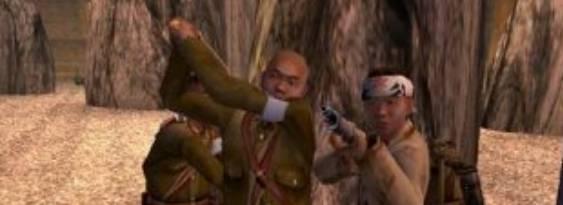 Medal of Honor: Rising Sun per PlayStation 2