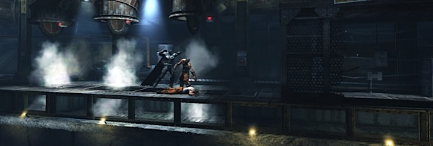Batman: Arkham Origins Blackgate per Nintendo 3DS