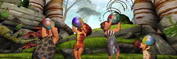 I Croods: Festa Preistorica per Nintendo Wii U