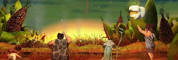 I Croods: Festa Preistorica per Nintendo DS