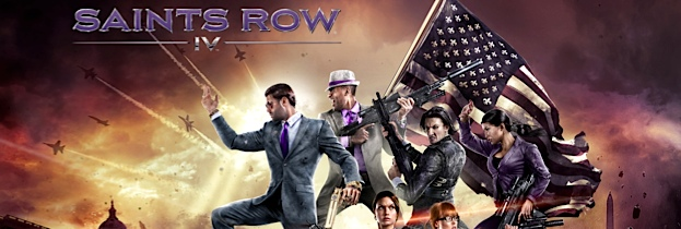 Saints Row IV per PlayStation 3