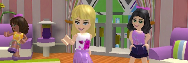 LEGO Friends per Nintendo DS