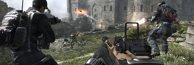 Call of Duty: Ghosts per Nintendo Wii U