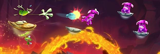 Rayman Legends per PSVITA