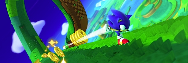 Sonic Lost World per Nintendo Wii U