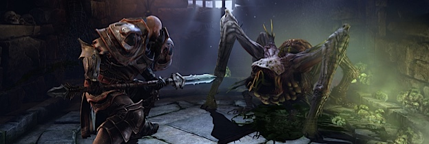 Lords of the Fallen per PlayStation 4
