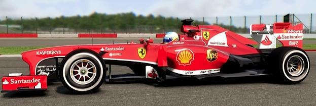 F1 2013 per Xbox 360