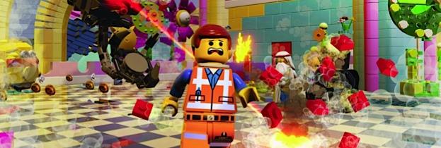 The LEGO Movie Videogame per PSVITA