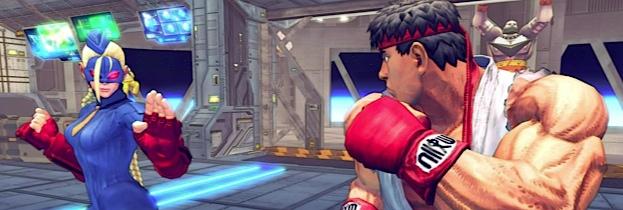Ultra Street Fighter IV per PlayStation 3
