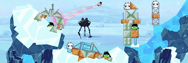 Angry Birds Star Wars per PlayStation 3