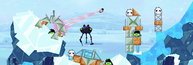 Angry Birds Star Wars per Nintendo Wii
