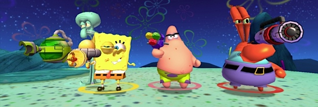 SpongeBob SquarePants: La Vendetta Robotica di Plankton per PlayStation 3
