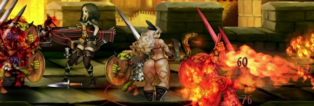 Dragon's Crown per PlayStation 3