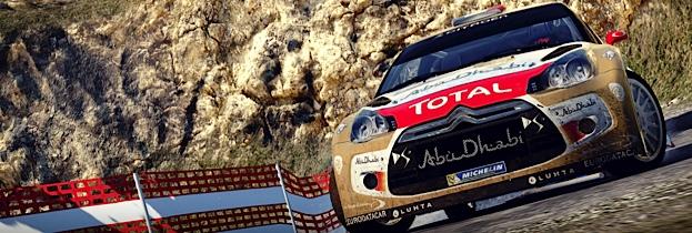 WRC 4 per PSVITA