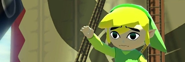 The Legend of Zelda: The Wind Waker HD per Nintendo Wii U