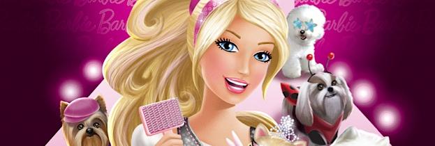 Barbie e il Salone di Bellezza per Cani per Nintendo 3DS