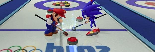 Mario & Sonic ai Giochi Olimpici invernali di Sochi 2014 per Nintendo Wii U