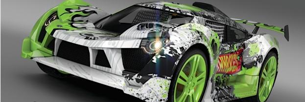 Hot Wheels Pilota da Record per PlayStation 3