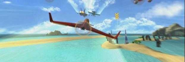 Immagine del gioco Planes per Nintendo Wii
