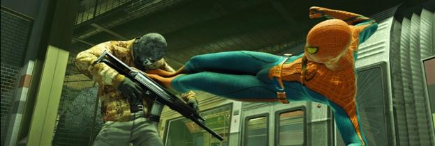 The Amazing Spider-Man per PSVITA