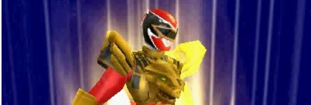 Power Rangers Megaforce per Nintendo 3DS