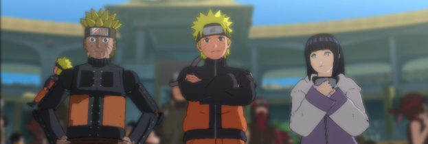 Naruto Shippuden: Ultimate Ninja Storm Revolution per PlayStation 3