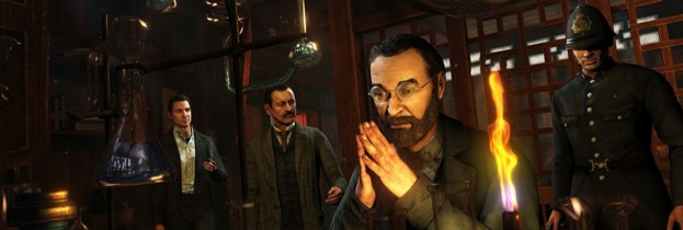 Sherlock Holmes: Crimes & Punishments per PlayStation 4