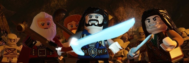 LEGO Lo Hobbit per PlayStation 4