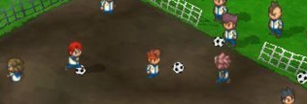 Inazuma Eleven 3: ogre all'attacco per Nintendo 3DS