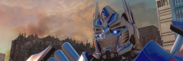 Transformers: Rise of the Dark Spark per Nintendo Wii U
