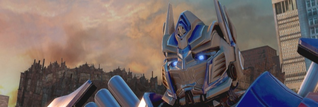 Transformers: Rise of the Dark Spark per Xbox 360