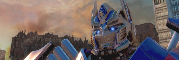Transformers: Rise of the Dark Spark per PlayStation 4