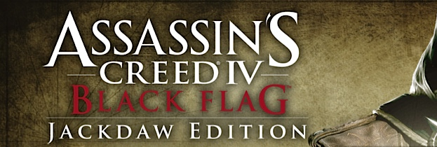 Assassin's Creed IV Black Flag Jackdaw Edition per PlayStation 4