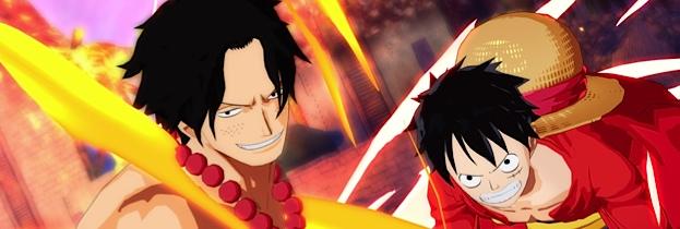 One Piece Unlimited World Red per PSVITA