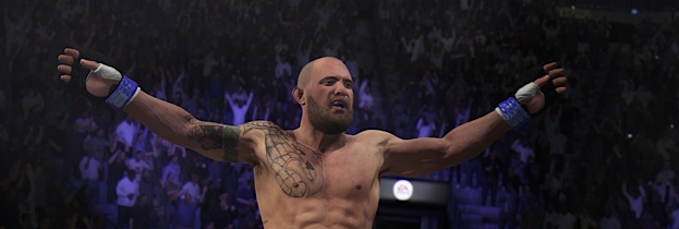EA Sports UFC per PlayStation 4