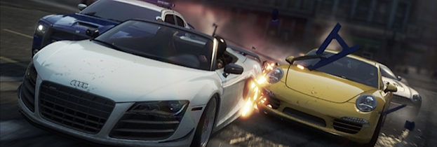 Need for Speed: Most Wanted per Nintendo Wii U