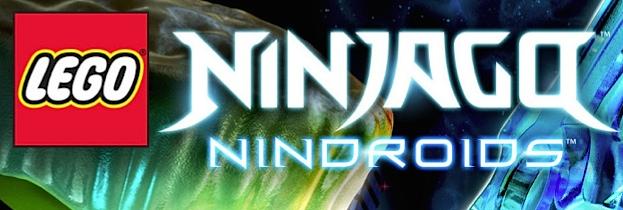 LEGO Ninjago: Nindroids per PSVITA