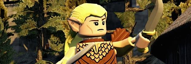 LEGO Lo Hobbit per PSVITA