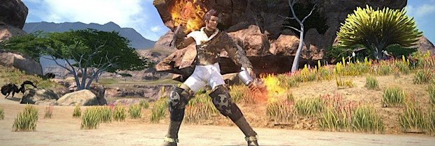 Immagine del gioco Final Fantasy XIV: A Realm Reborn per PlayStation 3