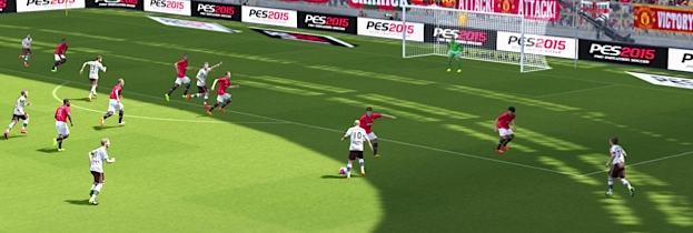 Immagine del gioco Pro Evolution Soccer 2015 per PlayStation 4