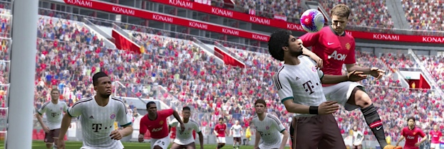 Pro Evolution Soccer 2015 per PlayStation 3