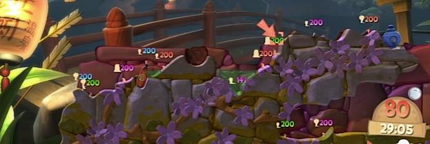 Worms Battlegrounds per PlayStation 4
