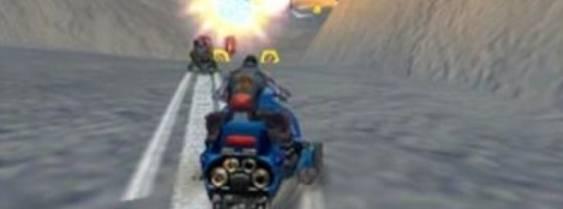 Artic Thunder per PlayStation 2