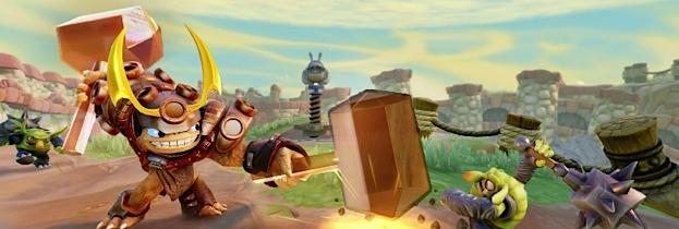 Immagine del gioco Skylanders Trap Team per Xbox 360