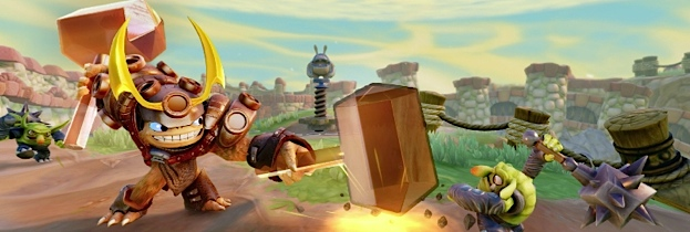 Immagine del gioco Skylanders Trap Team per Nintendo Wii