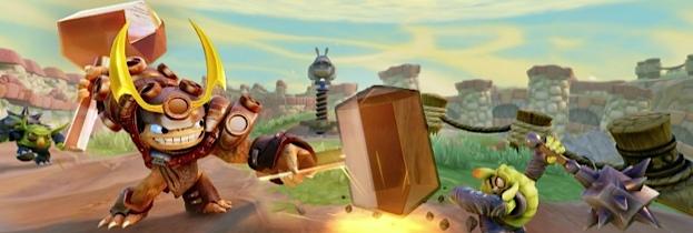 Immagine del gioco Skylanders Trap Team per Nintendo Wii U