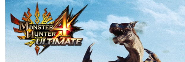 Monster Hunter 4 Ultimate per Nintendo 3DS