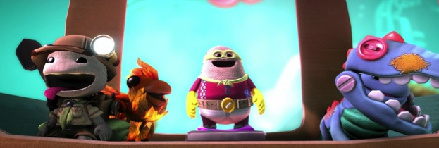 LittleBigPlanet 3 per PlayStation 4