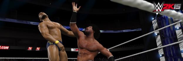 WWE 2K15 per Xbox 360