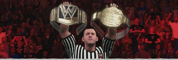 WWE 2K15 per Xbox One